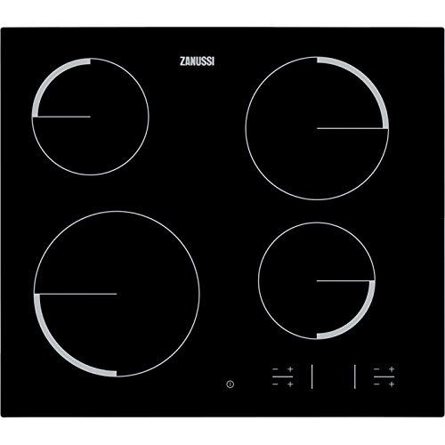 zanussi-zev-6340-fba-placa-vitroceramica-zev6340fba-con-4-zonas-hi-light