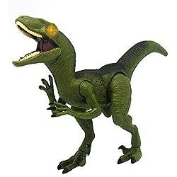 Mighty Megasaur Battery Operated Velociraptor