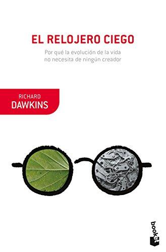 El relojero ciego (Booket Ciencia)
