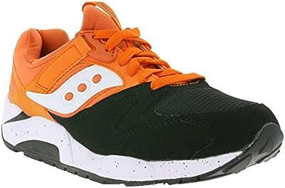 Saucony Grid 9000 Hombres Zapatos Negro S70077-36