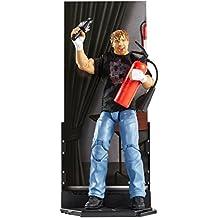 Dean Ambrose con la entrada Camiseta y Extintor - Elite Series 48 - WWE Figura De Acción