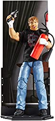 Wwe Dean Ambrose Elite Series 48 Mattel Wrestling Action
