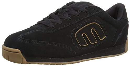 Solaria Publications Lo-cut Ii Ls - Smu, Sneakers basses homme - Noir - Nero (Black Dirty Wash), 42 EU