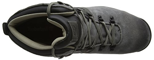 Timberland Herren Gt Scramble_gt Scramble Mid Leather W Combat Boots Grau (Graphite Silk Suede)