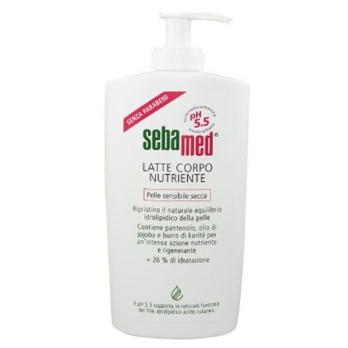 SEBAMED LATTE CORPO NUTRIENTE 400 ML