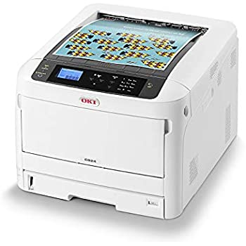 OKI C833n Color 600 x 1200DPI A3 - Impresora láser (LED ...