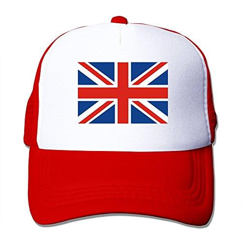 ROUNG Großbritannien Flagge England British Union Jack Baseball Cap
