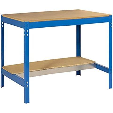 Simonrack - Set Bt-3 1200 Blau/Holz