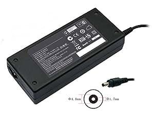ASUS/HP/COMPAQ 239428002 Notebook Netzteil Ladegerät - Bavvo® 90W AC Adapter - inkl EU-Netzkabel