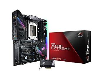ASUS ROG ZENITH EXTREME AMD Ryzen Threadripper TR4 DDR4 M.2 U.2 X 399 E-ATX HEDT Anakart