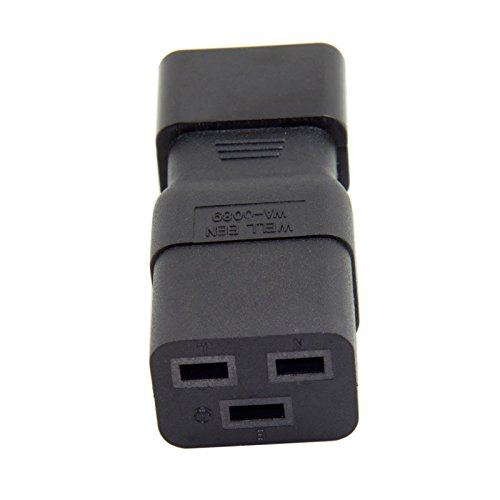 Cablecc IEC320 Male C14 to Femal...