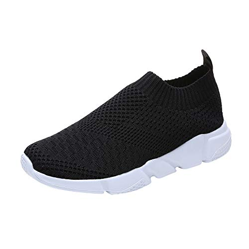 iHENGH Shoes Women Lace-Up Breathable Sneakers Francesina Pantofola Vintage Soft Leather Donna Scarpe Running Sport Respirante Stampa Donna Scarpa Ginnastica Ragazza Moda Casual Fitness Estate