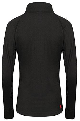 Tokyo Luandry - Veste de sport - Droit - Femme gris gris 36 Noir