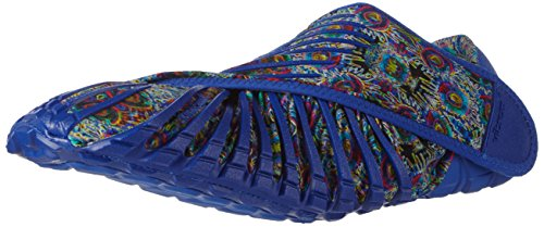 uroshiki Original,  Unisex-Erwachsene Sneakers,  Mehrfarbig (Blue flower), S (38-39) ()
