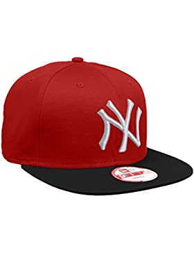 A NEW ERA York Yankees Scablkwhi Gorra, Sin género, Multicolor, ML