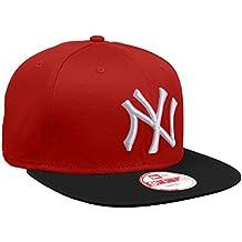 New Era - MLB  Cotton Block NY Yankees 9Fifty Snapback, Baseball beretto da uomo