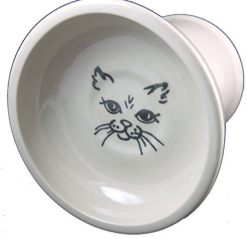 pottery-polnische-keramik-linsensenkkopf-steinzeug-auflaufform-trockenfutter-katzennapf-cat2black-ca