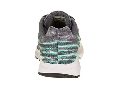 Nike Damen Zoom Span 2 Laufschuhe Grau (Light Carbon/Dark Raisin-Aurora)