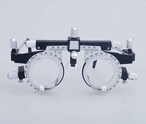 Earlywish Optical Optic Trial Objektiv Rahmen Augen Optometrie Optiker Test Test Objektive Rahmen