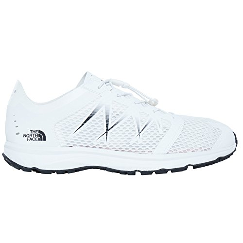 The North Face Herren T92ya9m6s Trail Running Schuhe Tnfwhit/tnfwhit