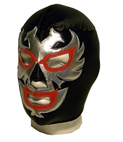 Imperial Erwachsene lucha libre Wrestling-Luchador wrestler-Maske Imperial Cape