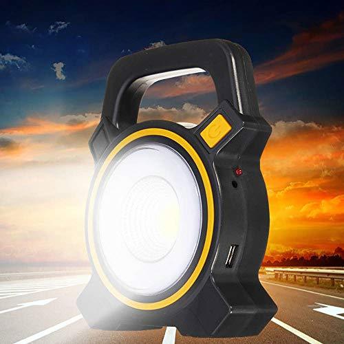 TENGD Akku-LED-Arbeitslicht, Outdoor-Gartenarbeit Spotlight Auto Repair Mobile Emergency Lantern Inspektion USB Charging Camping Light Multi-Purpose USB-Inspektion Licht Led Multi-purpose Light