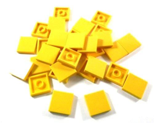 Lego city u piastrelle in arancione con noppen kacheln