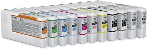 Ml Gelb Tintenpatrone (Epson C13T913400 - T9134-200 ml - Gelb - Original - Tintenpatrone - für SureColor P5000, SC-P5000, SC-P5000 STD Spectro, SC-P5000 Violet, SC-P5000 Violet Spectro)
