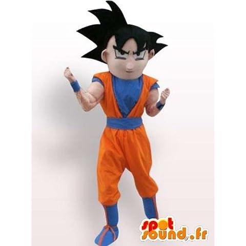 Disfraz Dragon Ball Son Goku