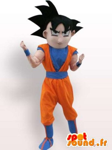 Disfraz Dragon Ball Son Goku