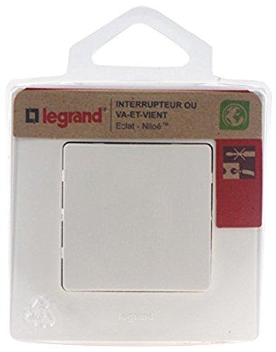 Legrand LEG96500 Niloe - Interruptor basculante completo