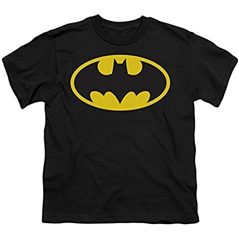 DC Batman Classic Logo Youth