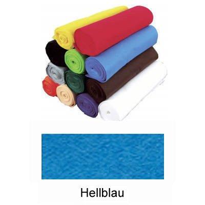 NEU Filzrolle 500x45 cm, Hellblau PREISHIT [Haushaltswaren]