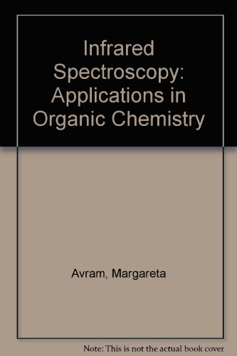 Infrared Spectroscopy: Applications in Organic Chemistry