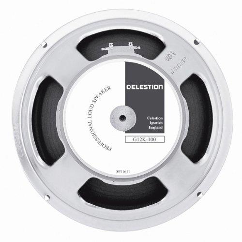 Celestion g12K Plata de 100100W altavoz con Spade Connectors (8ohmios)