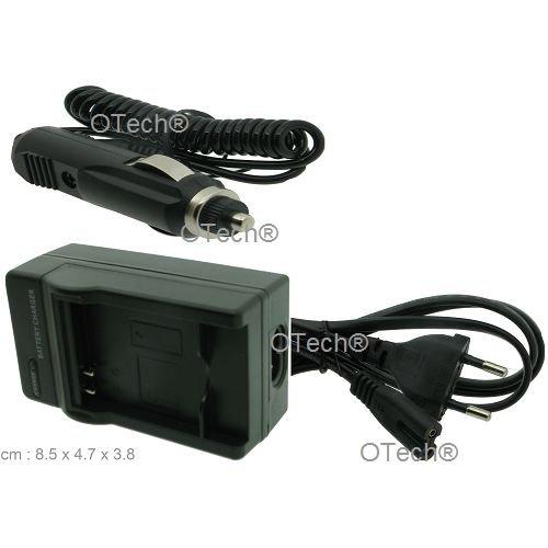 Caricabatterie per CANON OPTURA 400