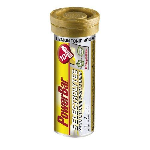 POWERBAR 5 Electrolytes Lemon Tonic Boost+Koffein 42 g Brausetabletten Nec 42