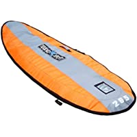 TeKKno – Sport Boardbag 225 (230 x 75), color naranja (funda acolchada Tabla de windsurf Cover