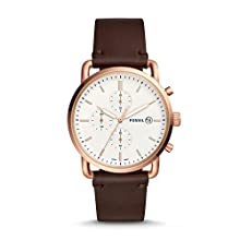 Fossil Men's Analog Quartz Quartz Clock with FS5476