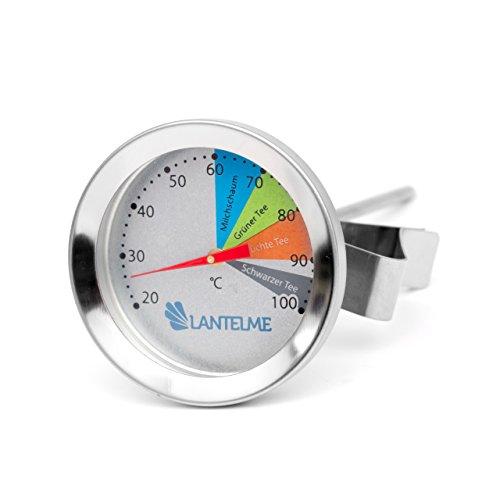 Lantelme Combinado Leche/Espuma Leche/Té termómetro