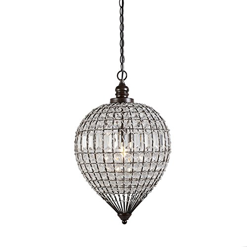 qazqa-classic-antique-country-rustic-pendant-lamp-pendant-light-perlina-1-clear-polyester-round-suit