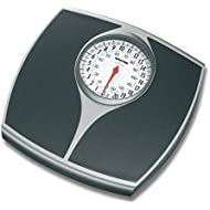 Salter Speedo Mechanical Bathroom Scales - Fast, Accurate and Reliable Weighing, Easy to Read Analogue Dial, Sturdy Metal Platform, High Capacity kg st and lbs, No Buttons / Batteries, Hassle Free