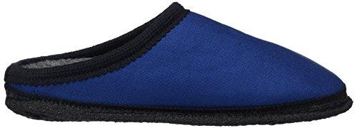 Kitz-Pichler Unisex-Erwachsene Biosoft Pantoffeln Blau (blau Uni)