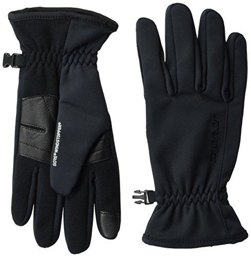 Ziener Herren Italian GWS Touch Glove Multisport Handschuh, Black, 6,5