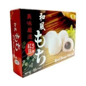 Japanese Rice Cake Mochi Daifuku 7.4 Oz / 210 G (Pack of 1) by N/A