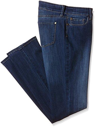 NYDJ Damen Jeans Samantha Slim, Blue (Bellmont), 34/33 (L33 (Herstellergröße:8))