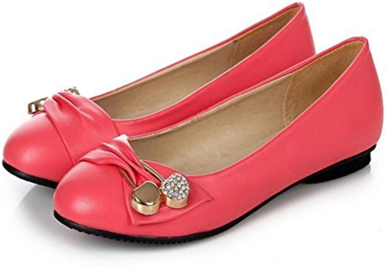 H HQuattro stagioni donne (rosso. Bianco. Nero. a Rosa. Verde) semplice dolce a Nero. fondo piatto scarpe di gomma usura-resistenza... Parent 7b56d9