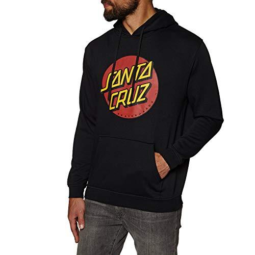 Santa Cruz Hoodies - Santa Cruz Classic Dot Hoo...