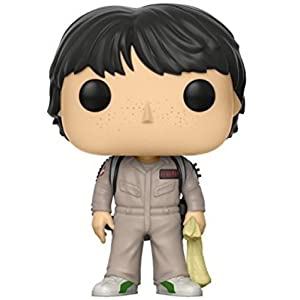 Funko Pop Television Stranger Things S2 Figura de vinilo Mike Ghostbuster 21486