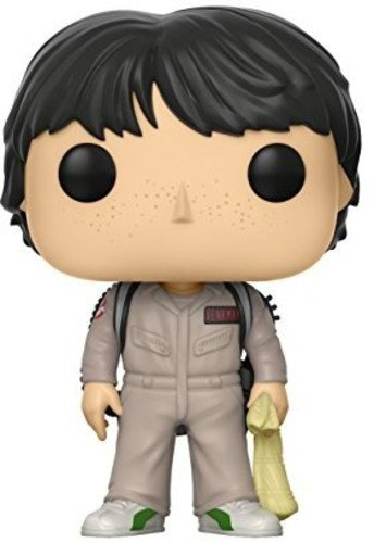 Funko Pop! Stranger Things-Mike Ghostbuster
